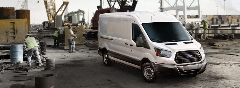 Ford Transit Contractor Upfits Springfield, IL