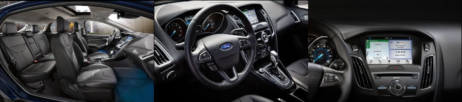 2017 Ford Focus Available Springfield Il Landmark Ford