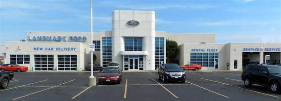 Landmark Ford Springfield Il >> About Your Local Ford Dealer In Springfield Il Landmark Ford