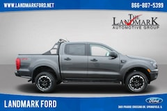 New 2019 Ford Ranger 4WD XLT Supercrew Truck SuperCrew for sale in Springfield, IL