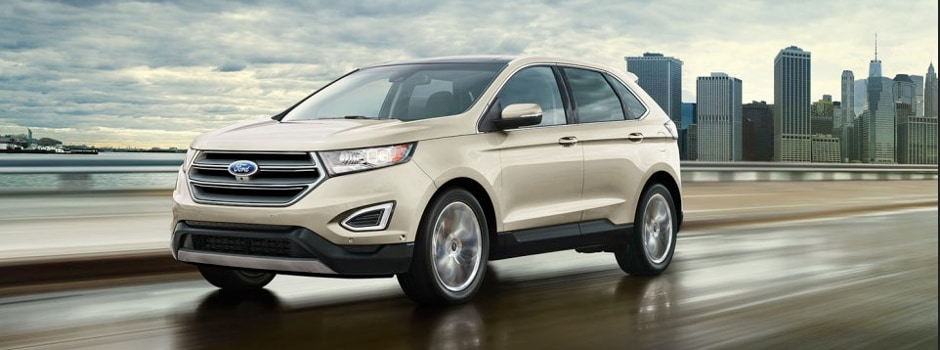 2017 Ford Edge Review Springfield, IL