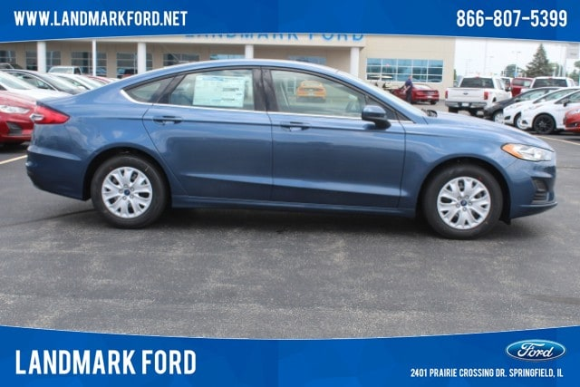 Landmark Ford Springfield Il >> Landmark Ford Car Dealership Springfield Il