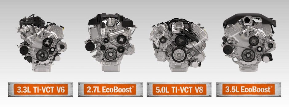 2.7 L Ecoboost V6 >> Ford F 150 3 3l Vs 2 7l Vs 3 5l Vs 5 0l Engine Options