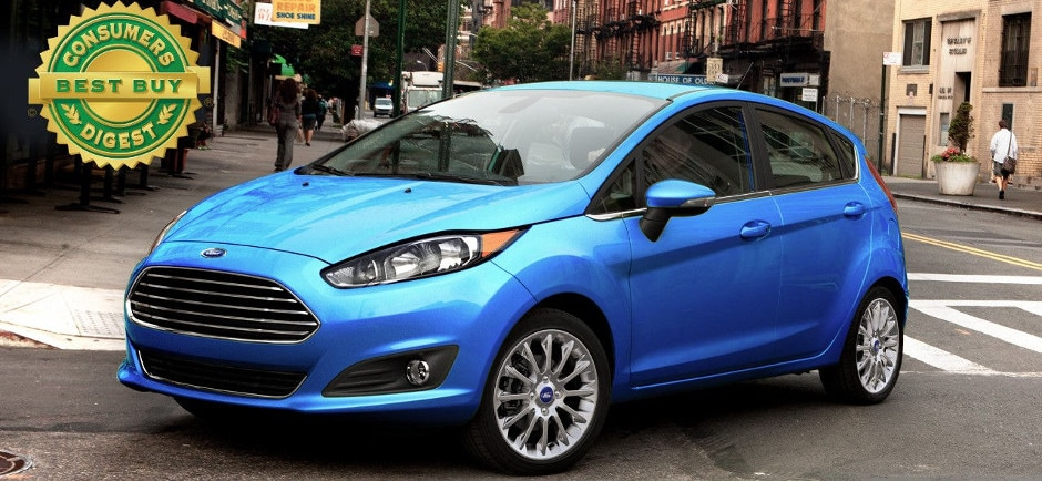 2017 Ford Fiesta Review in Springfield, IL