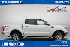 New 2019 Ford Ranger 4WD Lariat Supercrew Truck SuperCrew for sale in Springfield, IL