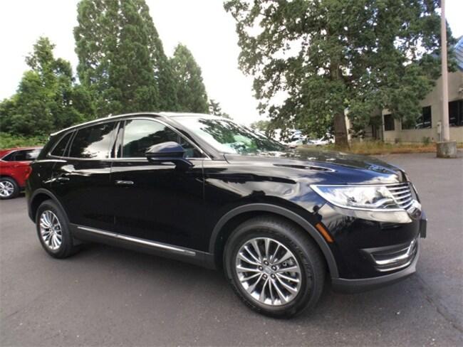 2016 Lincoln MKX Select SUV