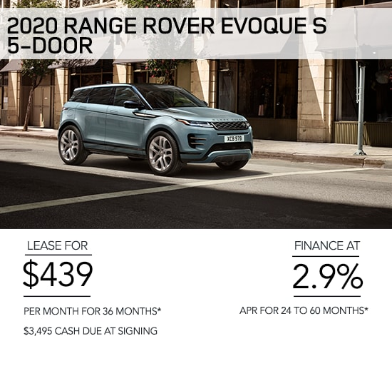 New Lease Offers Knauz Land Rover Lake Bluff My Land Rover