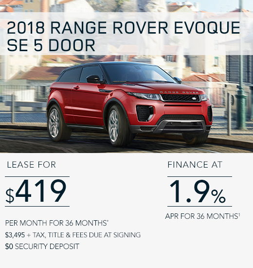 1 New York Ny Suvcrossover Land Rover Glen Cove Lease Deals