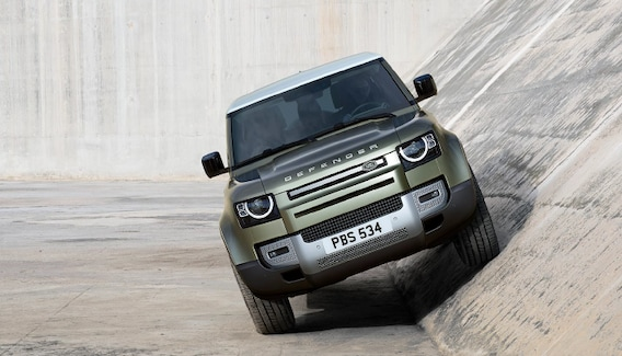 Land Rover Defender | Land Rover St Petersburg