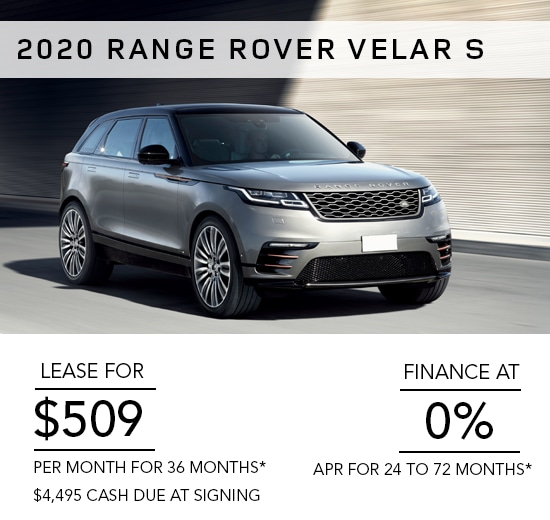 Manufacturer Special Offers Financing Land Rover South Dade