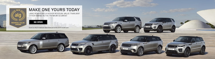 Land Rover Dealer Miami FL | New & Used Land Rover Sales