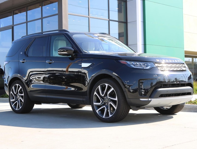 New 2019 Land Rover Discovery HSE Luxury SUV For Sale Orange County