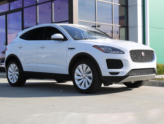 Certified Pre-Owned 2018 Jaguar E-PACE S SUV For Sale Orange County