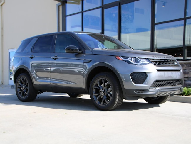 New 2019 Land Rover Discovery Sport Landmark SUV For Sale Orange County
