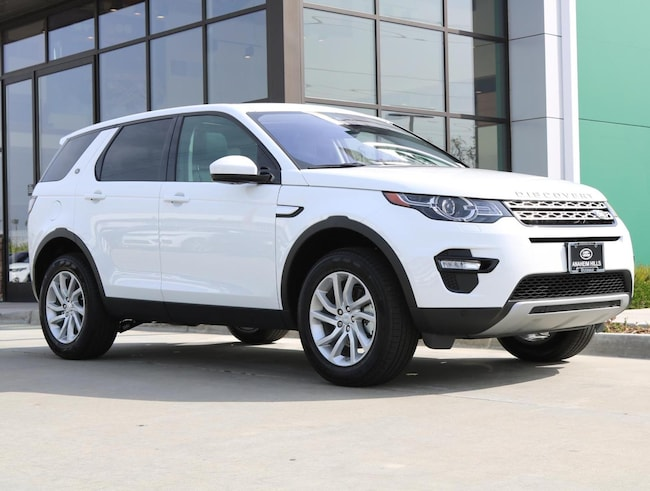 New 2019 Land Rover Discovery Sport HSE SUV For Sale Orange County