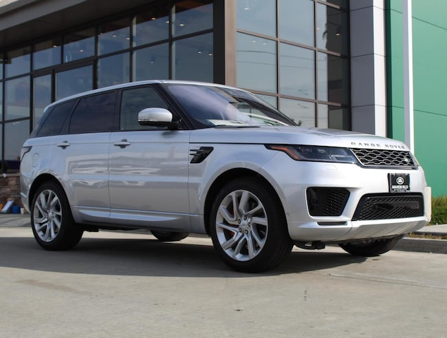 New 2019 Land Rover Range Rover Sport Supercharged Dynamic SUV For Sale Orange County