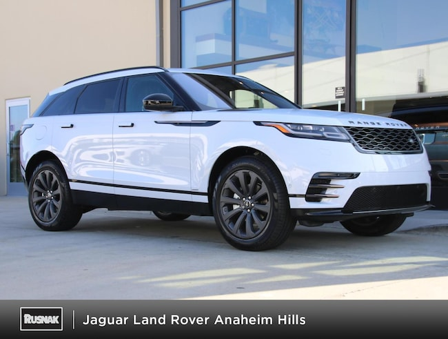 New 2019 Land Rover Range Rover Velar R-Dynamic SE SUV For Sale Orange County