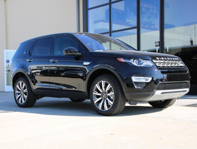 New 2019 Land Rover Discovery Sport HSE Luxury SUV For Sale Orange County