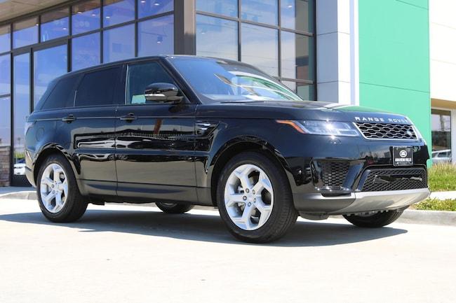 New 2019 Land Rover Range Rover Sport SE SUV For Sale Orange County