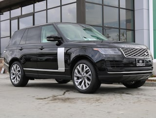 New 2019 Land Rover Range Rover HSE SUV Orange County California