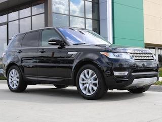 Certified Used 2016 Land Rover Range Rover Sport V6 Diesel HSE SUV Orange County California