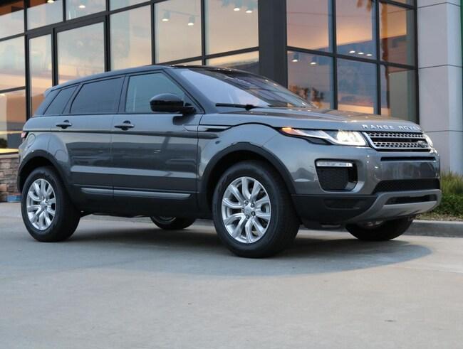 New 2019 Land Rover Range Rover Evoque SE SUV For Sale Orange County