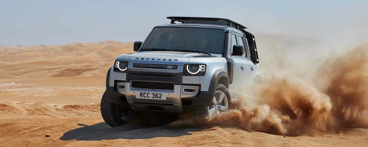 2020 Land Rover Defender Explorer Pack