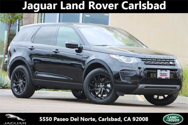 2019 Land Rover Discovery Sport SE Four-Wheel Drive