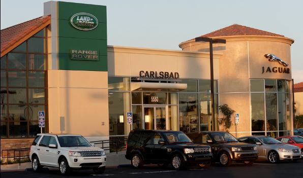 Range Rover San Diego >> Land Rover Carlsbad Serving San Diego Rancho Santa Fe