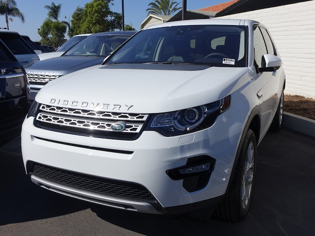 2019 Land Rover Discovery Sport HSE SUV 4WD