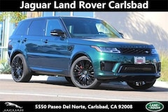2019 Land Rover Range Rover Sport Supercharged Dynamic SUV Four-Wheel Drive