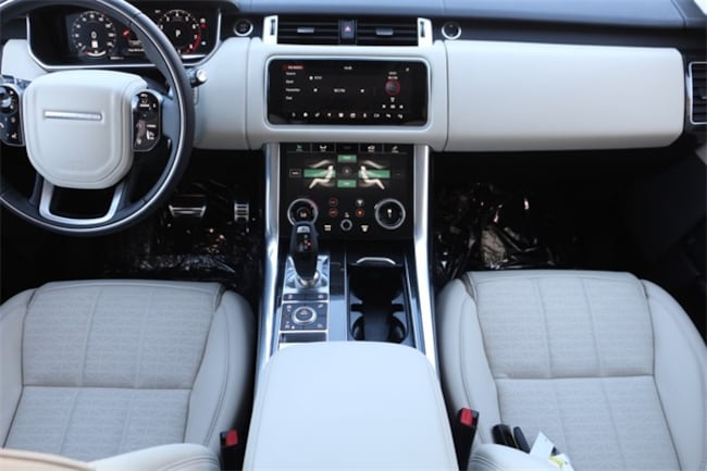 New 2019 Land Rover Range Rover Sport For Sale at Land Rover