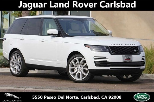 2019 Land Rover Range Rover 3.0 Supercharged Four-Wheel Drive