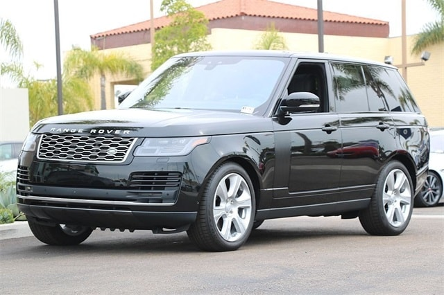 2019 Land Rover Range Rover Supercharged SUV Four-Wheel Drive
