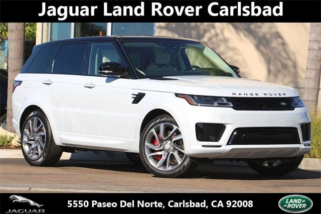2019 Land Rover Range Rover Sport Autobiography SUV Four-Wheel Drive