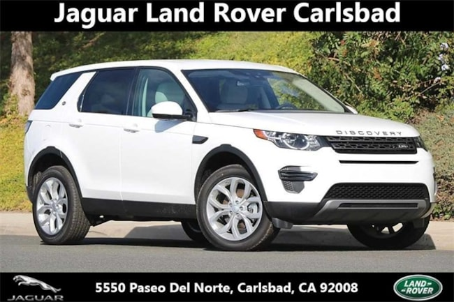 2019 Land Rover Discovery Sport SE SUV Four-Wheel Drive