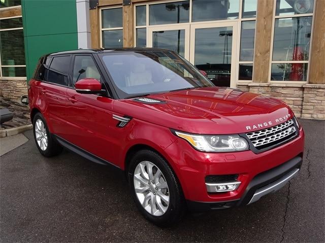 2017 Land Rover Range Rover Sport 3.0L V6 Turbocharged Diesel SUV