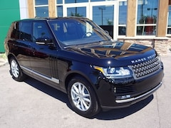 2017 Land Rover Range Rover 3.0L V6 Supercharged SUV