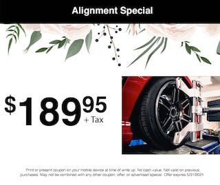Alignment Special May 2021