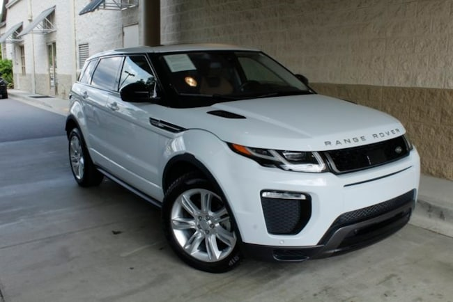 2016 Land Rover Range Rover Evoque HSE Dynamic SUV