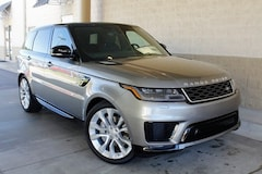 new 2019 Land Rover Range Rover Sport HSE SUV for sale in Columbia, SC