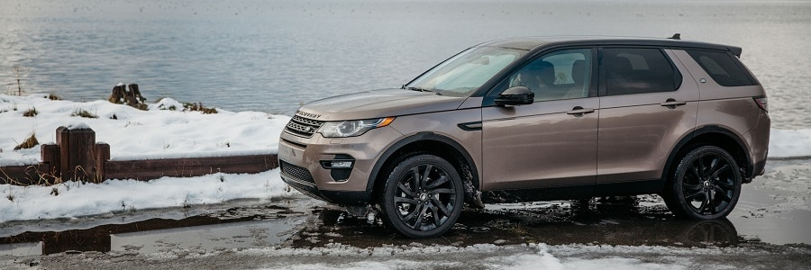 2018 Land Rover Discovery for Sale in Columbia