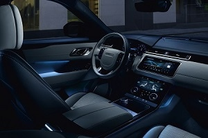 2018 Range Rover Velar Interior Technology