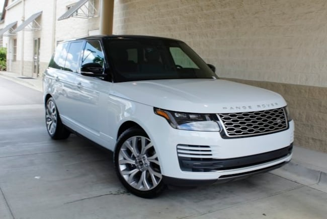 2019 Land Rover Range Rover HSE SUV