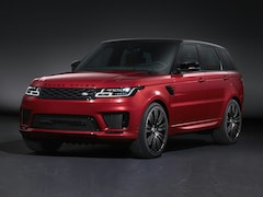 new 2020 Land Rover Range Rover Sport HSE SUV for sale in Columbia, SC