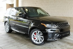 new 2019 Land Rover Range Rover Sport Supercharged Dynamic SUV for sale in Columbia, SC