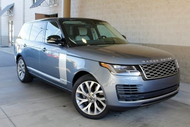 2019 Land Rover Range Rover 5.0L V8 Supercharged SUV
