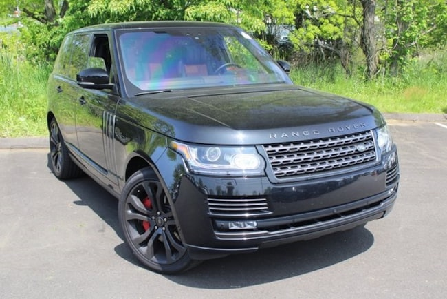 2017 Land Rover Range Rover Svautobiography SUV