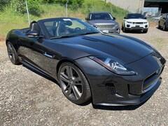 2014 Jaguar F-TYPE V8 S Convertible