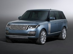 2018 Land Rover Range Rover 5.0L V8 Supercharged SUV